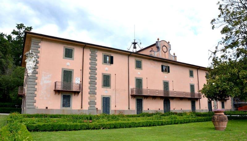 Villa Demidoff Pratolino Firenze