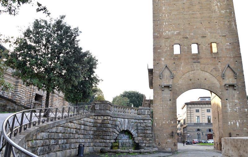 Le rampe del Poggi a Firenze 1