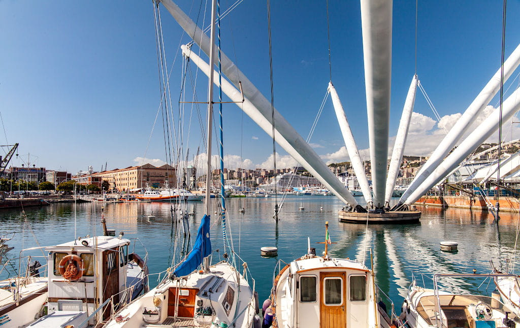 a Genova di Renzo Piano 1