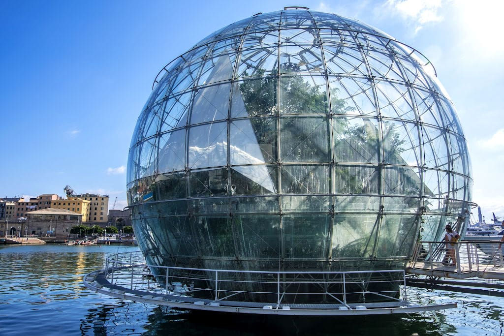 Biosfera di Genova