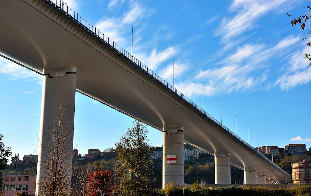Renzo Piano Ponte di Genova