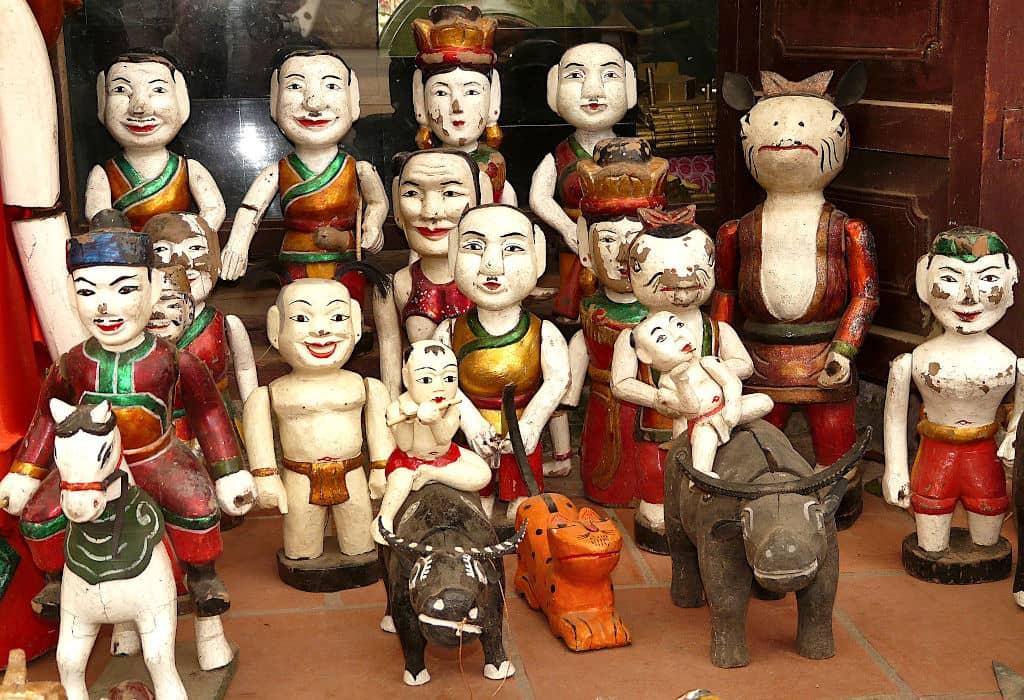 Marionette sull'acqua ad Hanoi 4