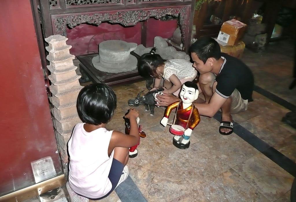 Marionette sull'acqua ad Hanoi 6