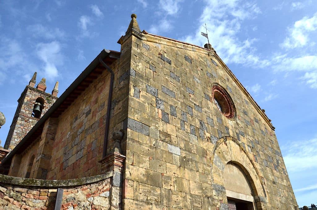 La corona turrita di Monteriggioni 6