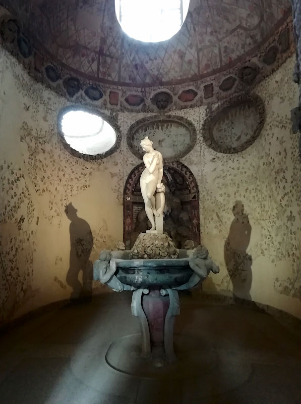 Giardino di Boboli a Firenze 12