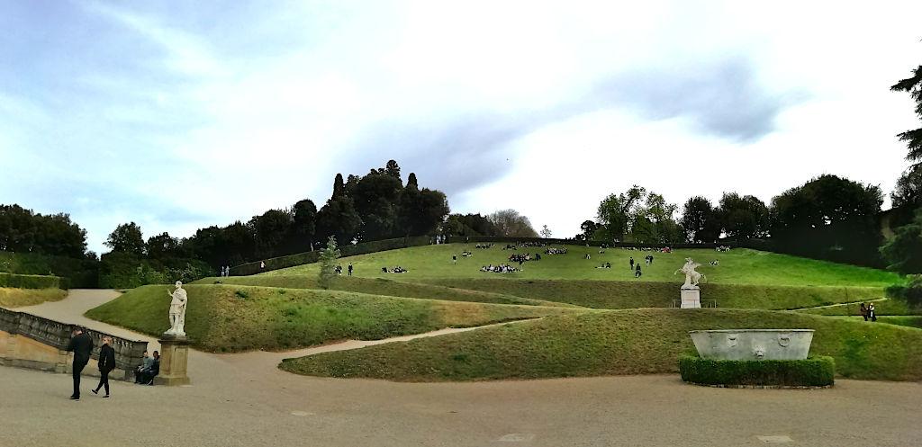 Giardino di Boboli a Firenze 14