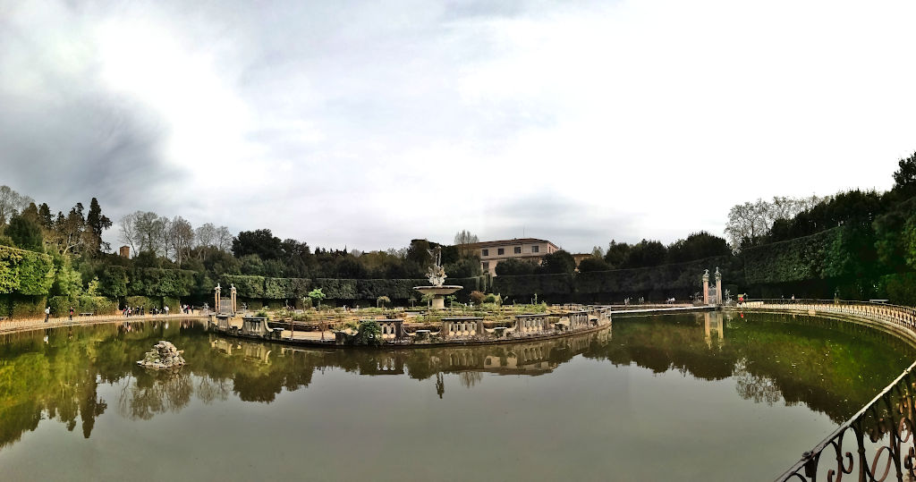 Giardino di Boboli a Firenze 17