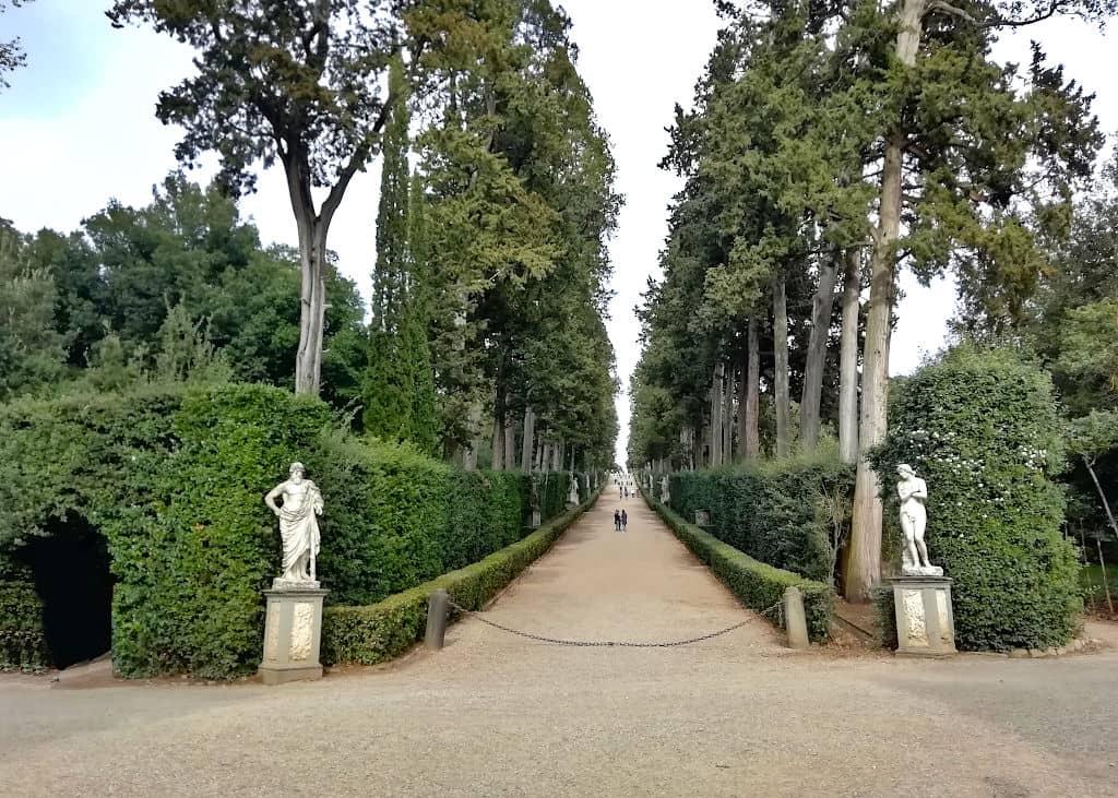 Giardino di Boboli a Firenze 18