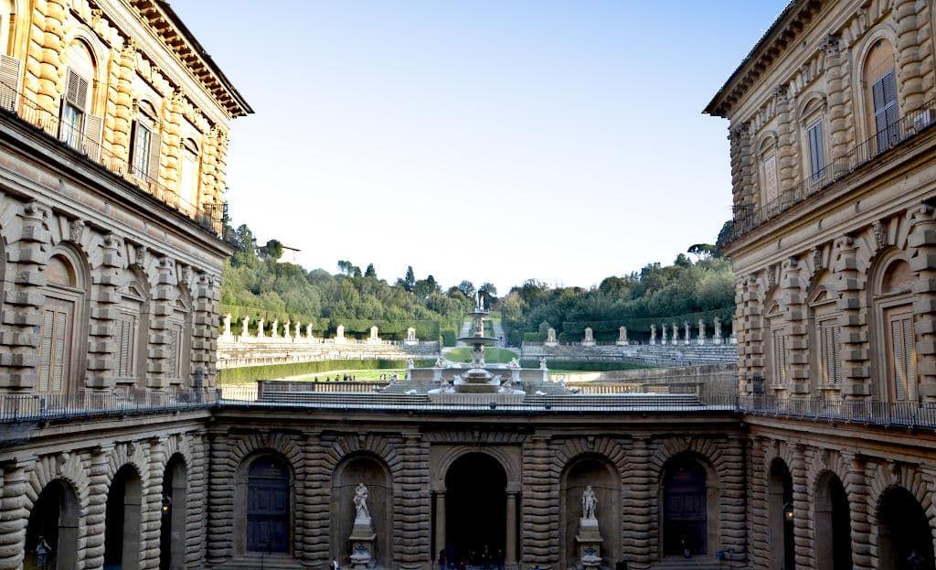 Giardino di Boboli a Firenze 21