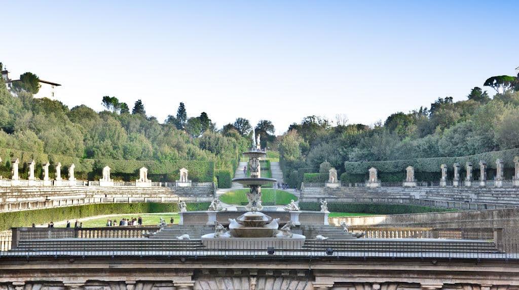 Giardino di Boboli a Firenze 31