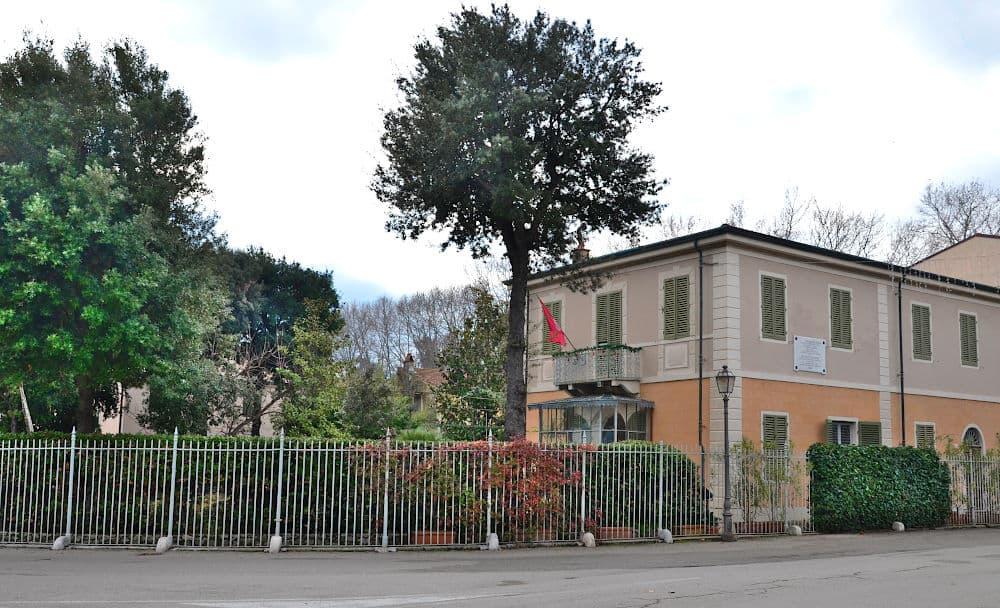 Casa di Giacomo Puccini