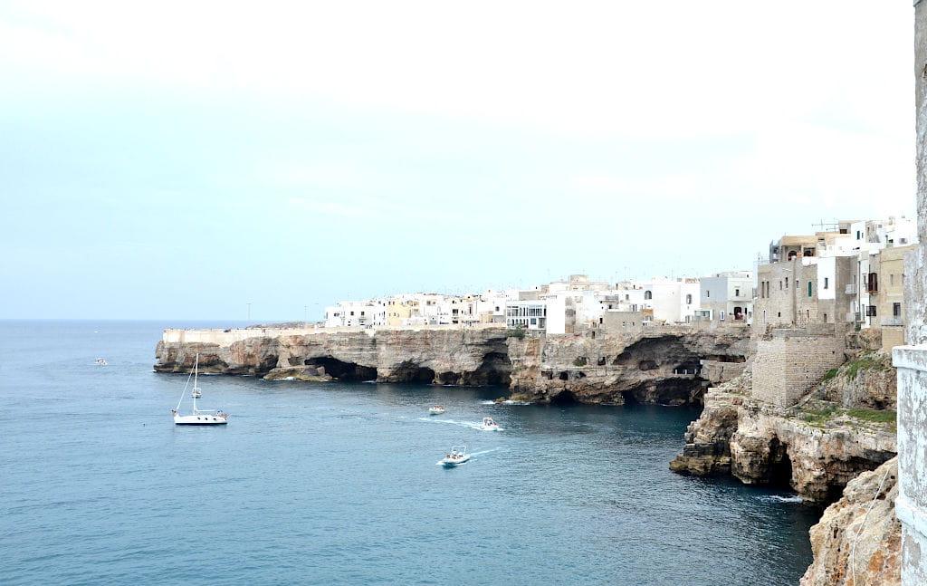 Grotte di Polignano a Mare 7