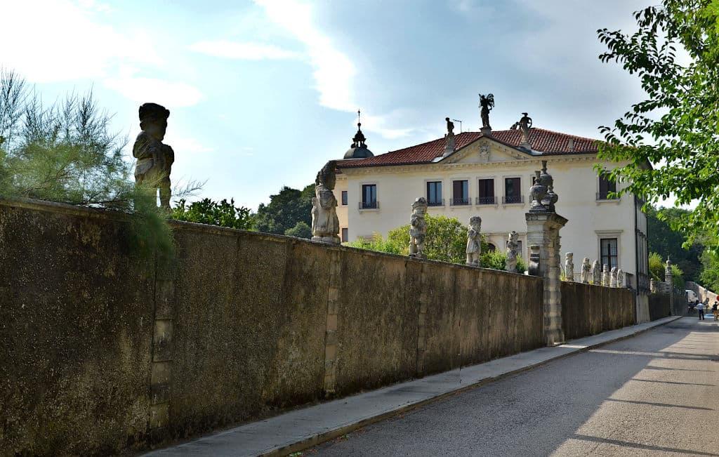 Villa Bertolo Valmarana ai Nani del Palladio